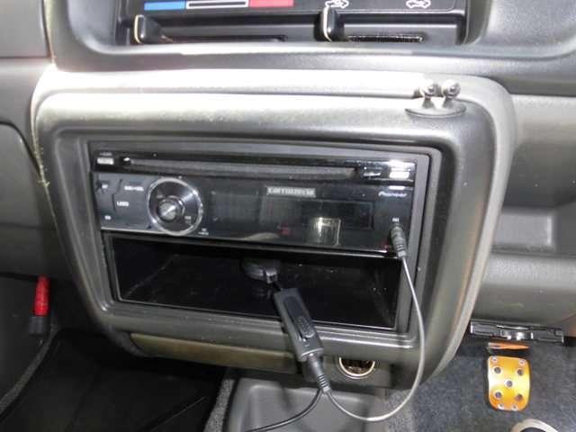 XC 4WDターボ リフトアップ CD ETC 背面タイヤ(16枚目)