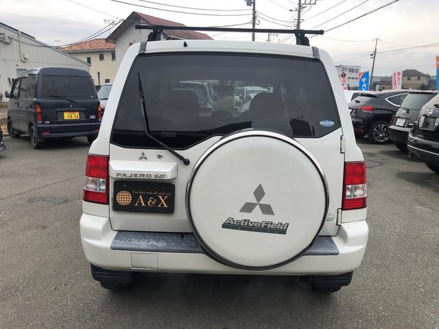 「三菱」「パジェロイオ」「SUV・クロカン」「群馬県」の中古車3