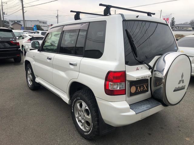 「三菱」「パジェロイオ」「SUV・クロカン」「群馬県」の中古車9
