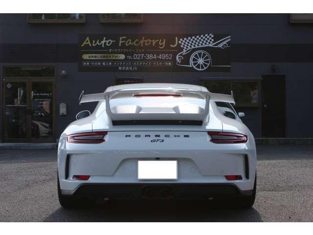 911GT3 クラブスポーツパッケージ 6速マニュアル 左ハンドル ディーラー車 ワンオーナー(5枚目)
