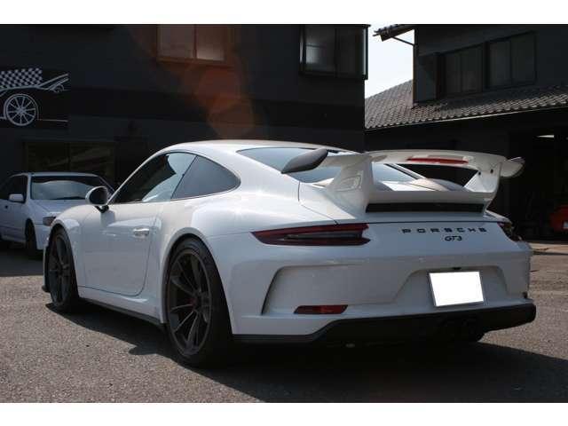 911GT3 クラブスポーツパッケージ 6速マニュアル 左ハンドル ディーラー車 ワンオーナー(6枚目)