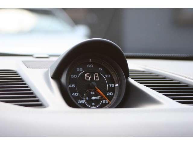 911GT3 クラブスポーツパッケージ 6速マニュアル 左ハンドル ディーラー車 ワンオーナー(12枚目)