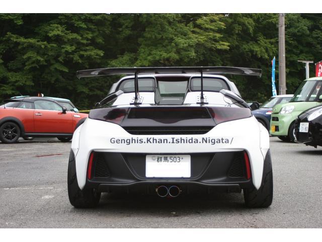 「ホンダ」「S660」「オープンカー」「群馬県」の中古車6