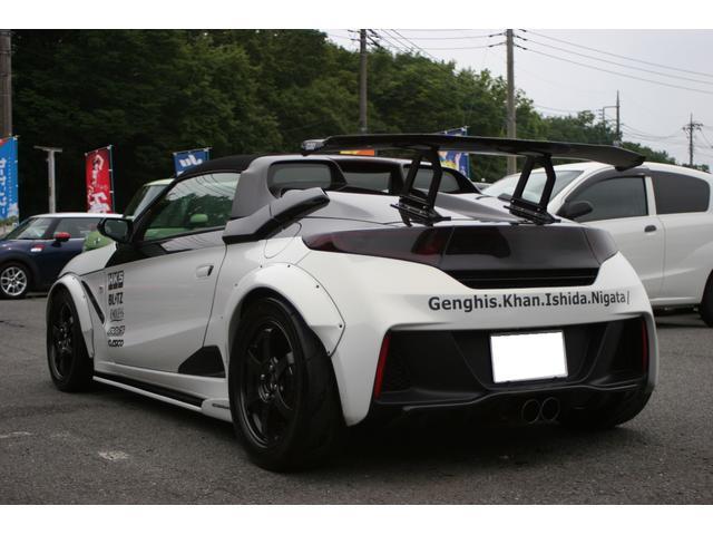 「ホンダ」「S660」「オープンカー」「群馬県」の中古車7