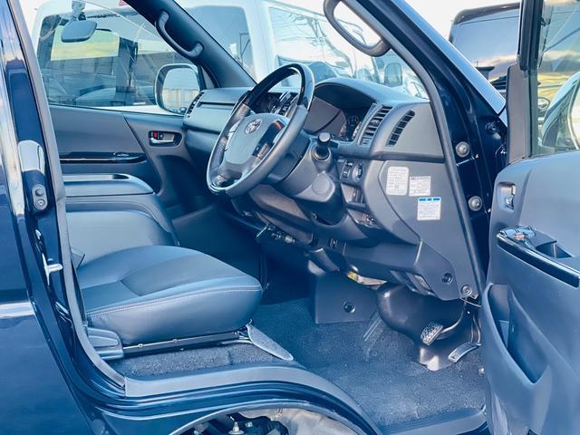 スーパーGL ダークプライムII 4WD 両側スライドドア スマートキー モデリスタエアロ Wエアコン Bカメラ オートマチックハイビーム 禁煙車(9枚目)