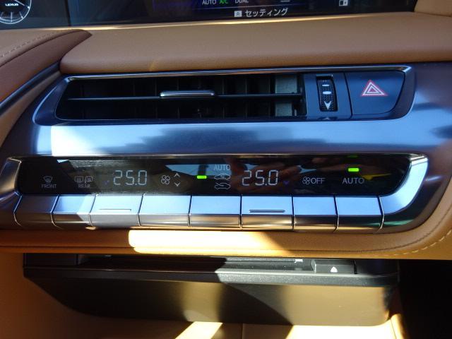 LC500 Sパッケージ CPO認定中古(13枚目)