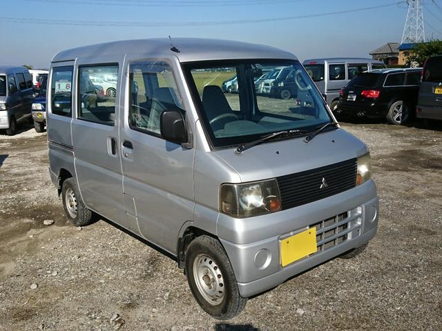 「三菱」「ミニキャブバン」「軽自動車」「茨城県」の中古車5