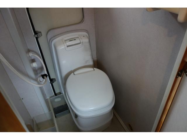 マルチスペースにはトイレ!シャワー!!