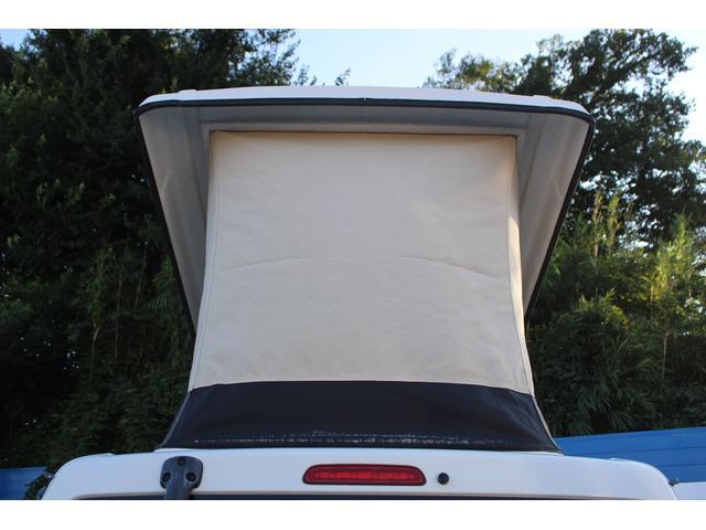 バンテック製マヨルカ NoxPM適合 ディーゼルターボ 4WD ツインサブバッテリー 1500Wインバーター ベバストFFヒーター 外部充電 外部電源 走行充電 DC冷蔵庫 ポップアップルーフ テレビ(33枚目)