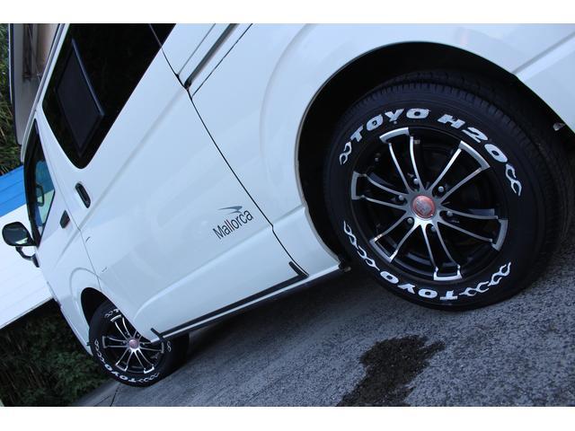 バンテック製マヨルカ NoxPM適合 ディーゼルターボ 4WD ツインサブバッテリー 1500Wインバーター ベバストFFヒーター 外部充電 外部電源 走行充電 DC冷蔵庫 ポップアップルーフ テレビ(35枚目)