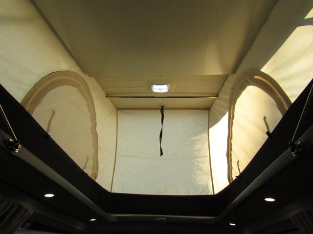 バンテック製マヨルカ NoxPM適合 ディーゼルターボ 4WD ツインサブバッテリー 1500Wインバーター ベバストFFヒーター 外部充電 外部電源 走行充電 DC冷蔵庫 ポップアップルーフ テレビ(53枚目)