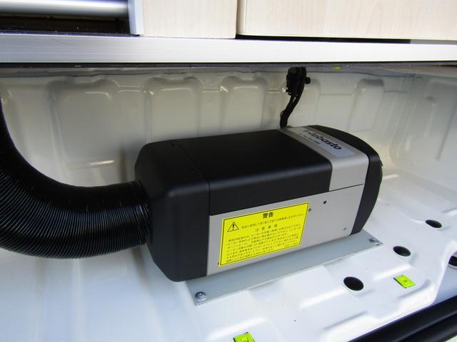 バンテック製マヨルカ NoxPM適合 ディーゼルターボ 4WD ツインサブバッテリー 1500Wインバーター ベバストFFヒーター 外部充電 外部電源 走行充電 DC冷蔵庫 ポップアップルーフ テレビ(68枚目)