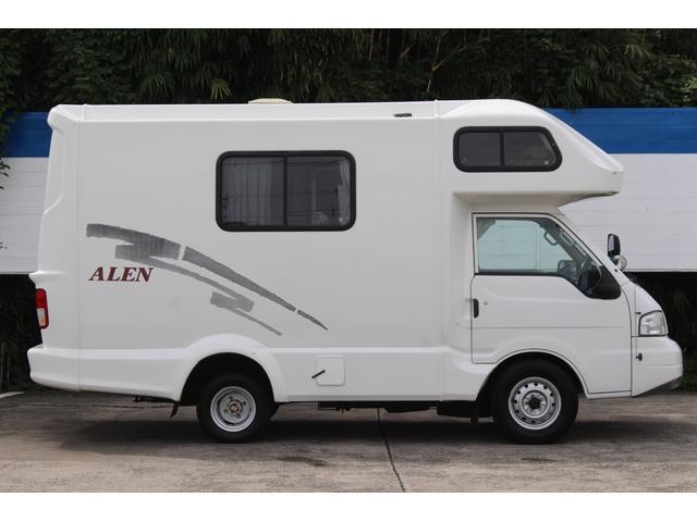 AtoZ製アレン キャンピング車 サブバッテリー 走行充電 外部充電 外部電源 エバスFFヒーター 500Wインバーター フィアマサイドオーニング ルーフベント DC冷蔵庫 シンク 走行用リアクーラー(24枚目)