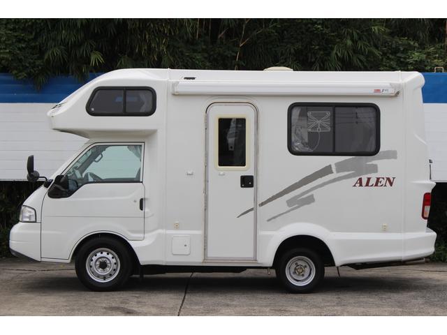AtoZ製アレン キャンピング車 サブバッテリー 走行充電 外部充電 外部電源 エバスFFヒーター 500Wインバーター フィアマサイドオーニング ルーフベント DC冷蔵庫 シンク 走行用リアクーラー(28枚目)