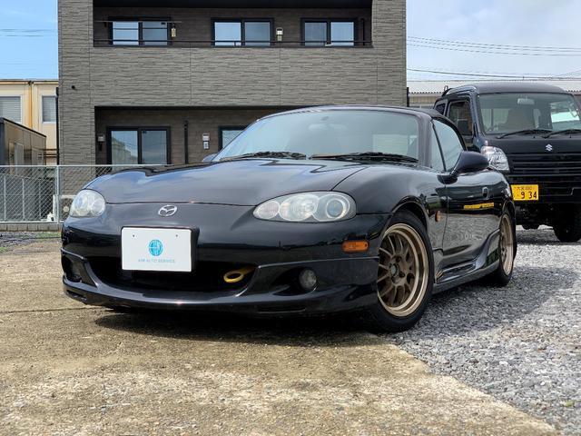 「マツダ」「ロードスター」「オープンカー」「茨城県」の中古車37