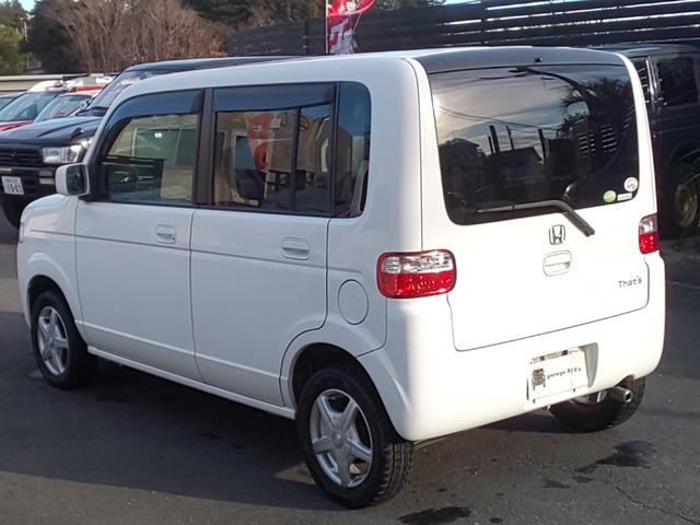 「ホンダ」「ザッツ」「コンパクトカー」「埼玉県」の中古車6