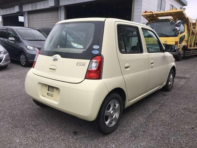 「ダイハツ」「エッセ」「軽自動車」「栃木県」の中古車7