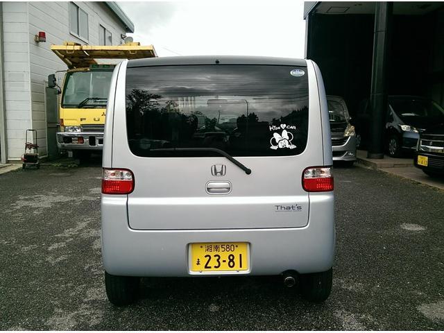 「ホンダ」「ザッツ」「コンパクトカー」「栃木県」の中古車6