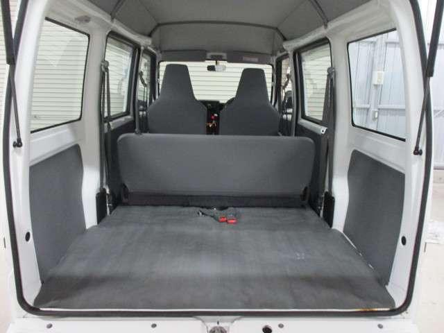 CD ハイルーフ 4WD 5MT ラジオ 両側スライドドア(13枚目)
