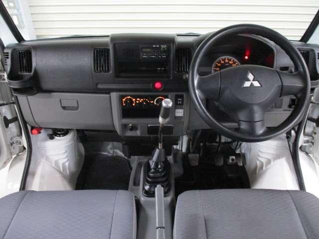 CD ハイルーフ 4WD 5MT ラジオ 両側スライドドア(16枚目)