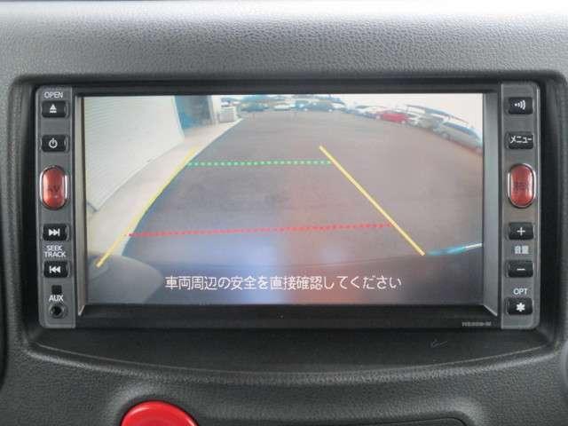15X インディゴセレクション 純正HDDナビ HS309W(10枚目)