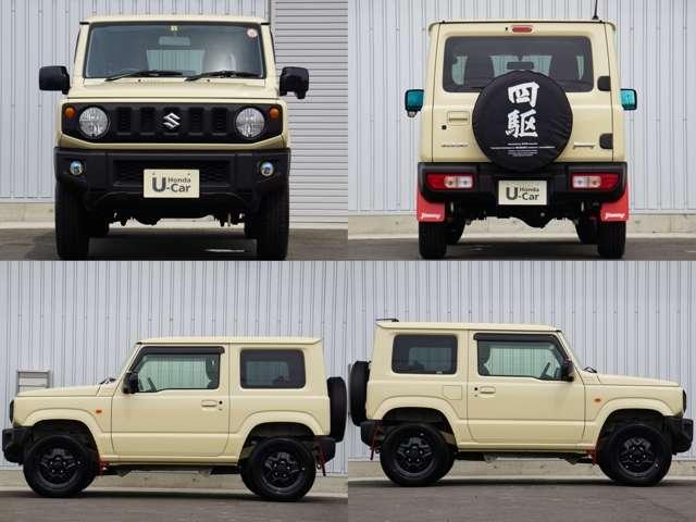 XL 5MT 4WD ETC サイドエアバック フォグ イモビライザー Sヒーター パートタイム4WD キーレス ETC ABS インテリキー エアコン ターボ車 横滑防止装置 パワステ(6枚目)