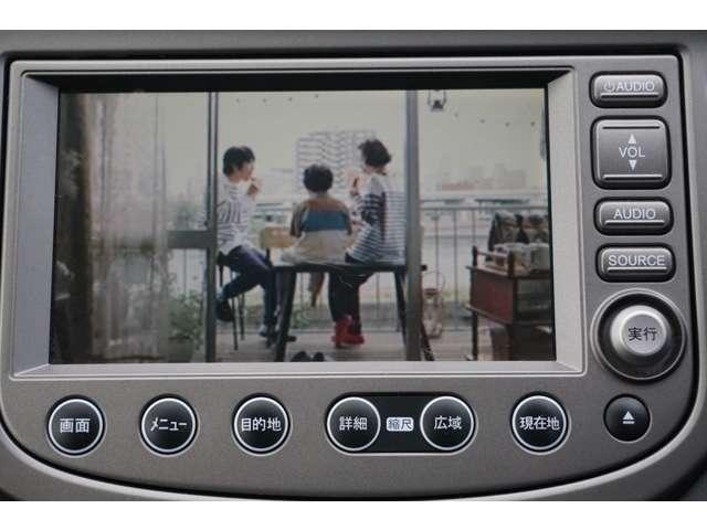 L 純正HDDナビ バックカメラ ETC 電格ミラー エアコン ABS キーレスエントリー HDDナビ ETC ワンセグ ナビTV Wエアバッグ パワステ Bモニタ CD再生 DVD再生可 PW(9枚目)