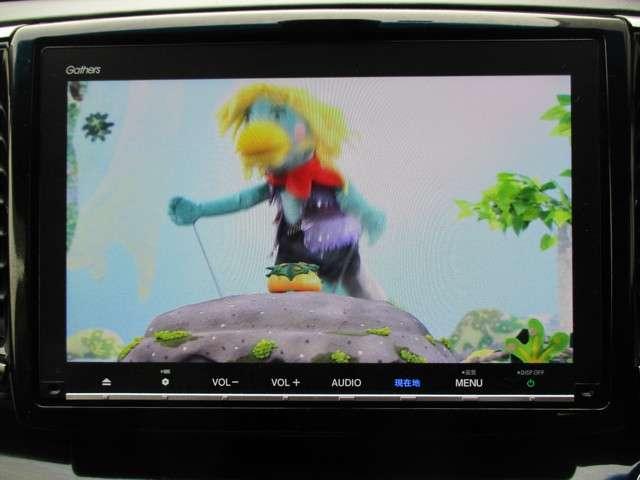 アブソルート・EXホンダセンシング 24ヶ月走行無制限保証 認定中古車 ワンオーナー 両側電動スライドドア ナビ フルセグTV DVD再生 アルミ スマートキー LED バックカメラ ETC オットマン シートヒーター 全周囲カメラ(3枚目)