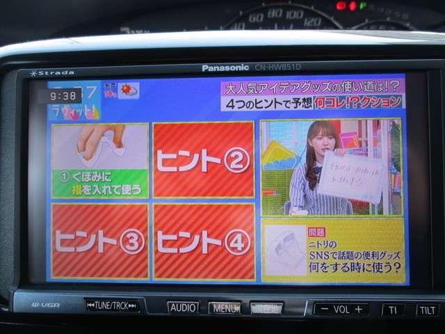 カスタムX 12ヶ月走行無制限保証 電動スライドドア HDDナビ フルセグTV CD DVD再生 アルミ キーレス ETC ベンチシート(2枚目)