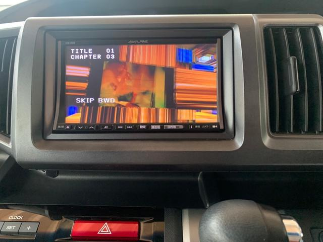 Z 両側電動スライドドア スマートキー フリップダウンモニター ナビ TV DVD再生 バックカメラ ETC(4枚目)