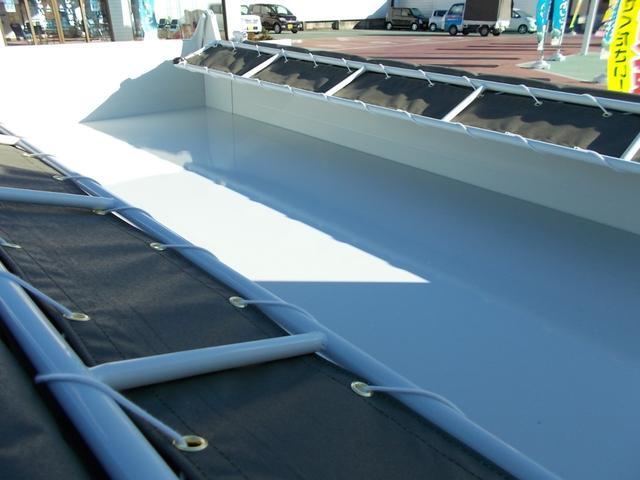 全低床ダンプ 新明和製3t積強化ダンプ コボレーン(13枚目)