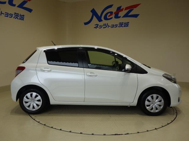 「トヨタ」「ヴィッツ」「コンパクトカー」「茨城県」の中古車4