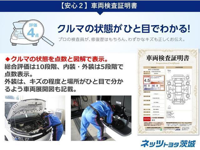 【安心3】買ってからも安心!ロングラン保証。メーカー・年式を問わず、走行距離無制限。トヨタならではの無償保証です。