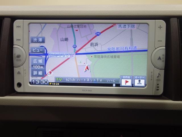 1.0プラスハナ 純正SDナビ ワンセグTV CD Bカメラ(8枚目)