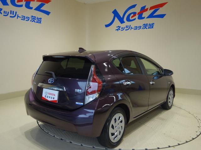 「トヨタ」「アクア」「コンパクトカー」「茨城県」の中古車5