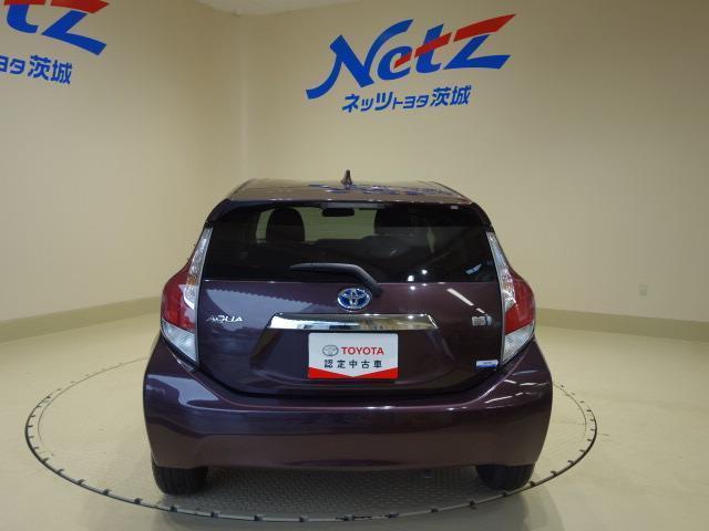 「トヨタ」「アクア」「コンパクトカー」「茨城県」の中古車6
