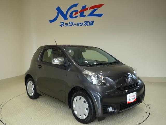 「トヨタ」「iQ」「コンパクトカー」「茨城県」の中古車3