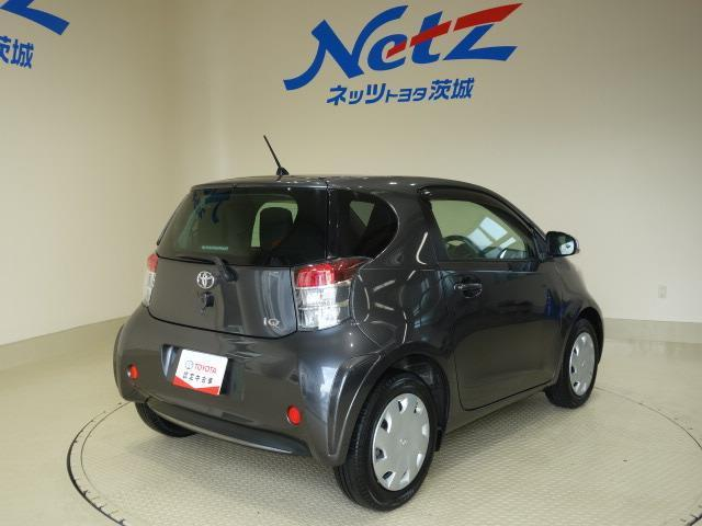 「トヨタ」「iQ」「コンパクトカー」「茨城県」の中古車5