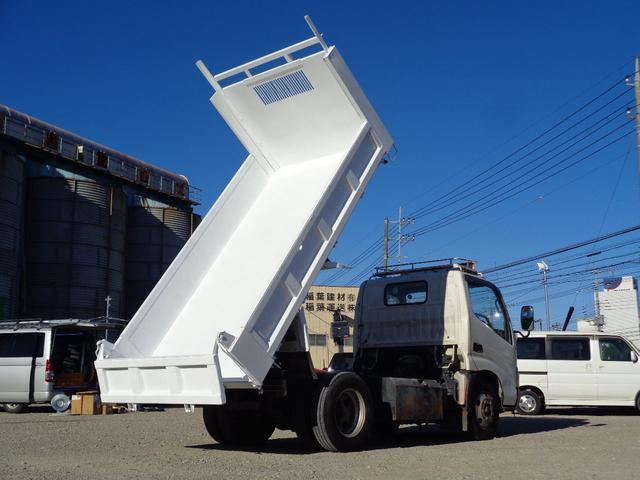 横綱ダンプ 新明和 荷台再塗装済 最大積載3トン(7枚目)