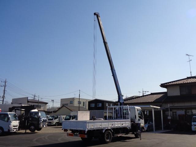 タダノ3段クレーン ZR303 荷台再塗装 ワイヤー新品交換(8枚目)