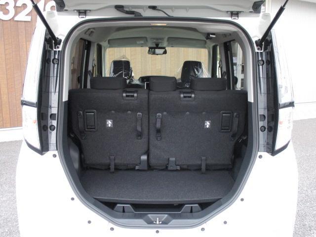 カスタムG ターボ 登録済未使用車 ACC 衝突軽減ブレーキ LEDヘッドライト コーナーセンサー アイドリングストップ(17枚目)