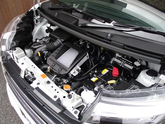 カスタムG ターボ 登録済未使用車 ACC 衝突軽減ブレーキ LEDヘッドライト コーナーセンサー アイドリングストップ(18枚目)