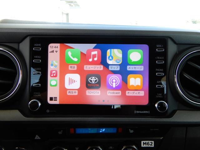 ダブルキャブ TRDスポーツ プレミアム 新車 2021y サンルーフ レザー アップルカープレイ(21枚目)
