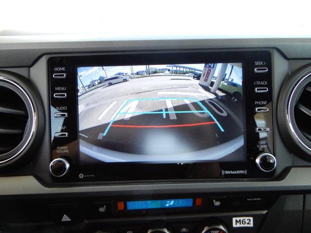 ダブルキャブ TRDスポーツ プレミアム 新車 2021y サンルーフ レザー アップルカープレイ(22枚目)