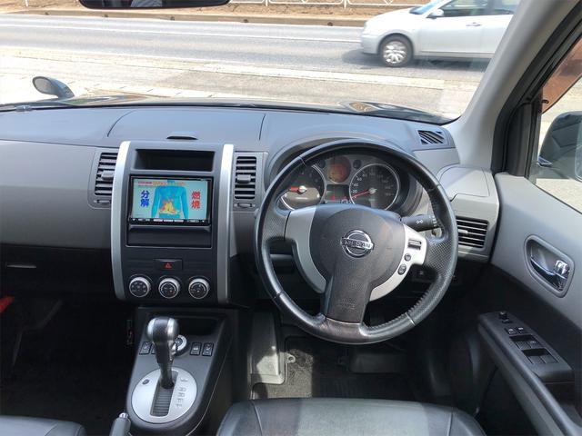 20X 4WD全席シートヒータ ワンセグナビTV Bモニター17インチ 別にスタッドレスタイヤホイールアルミ4本付き(16枚目)