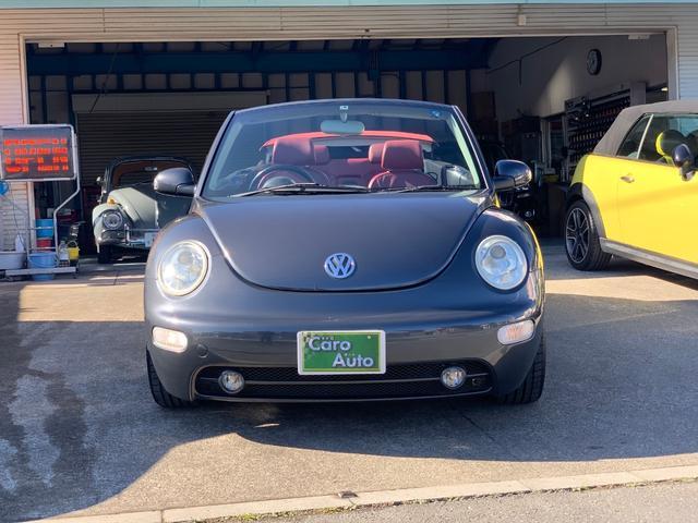 「フォルクスワーゲン」「VW ニュービートルカブリオレ」「オープンカー」「埼玉県」の中古車3