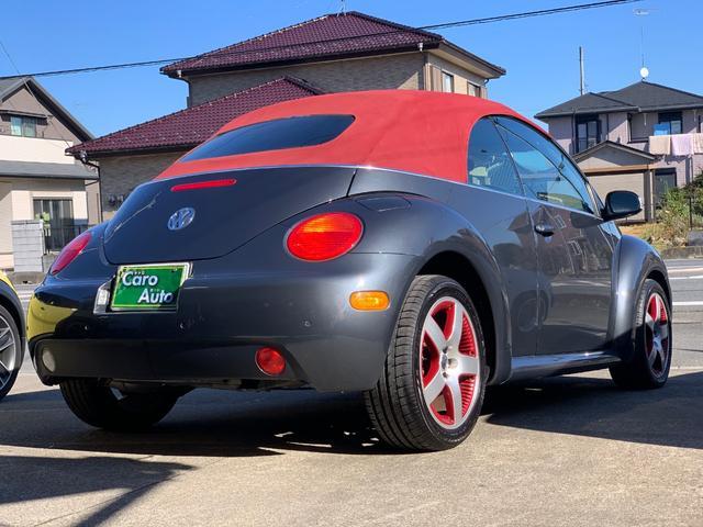 「フォルクスワーゲン」「VW ニュービートルカブリオレ」「オープンカー」「埼玉県」の中古車14