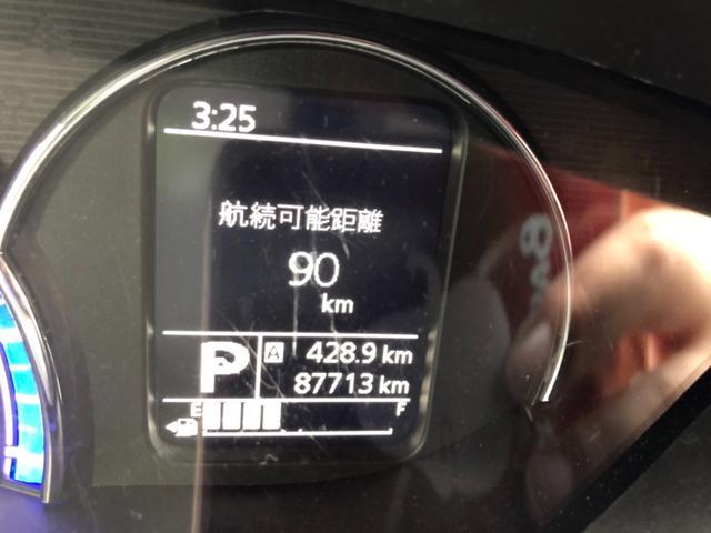 G スズキセーフティサポート装着車 左側パワースライドドア デュアルカメラBS ワンセグナビ バックカメラ シートヒーター ETC オートハイビーム クルーズコントロール 社外LEDヘッドライト(14枚目)