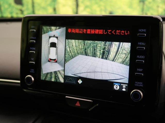ハイブリッドG 登録済未使用車 ディスプレイオーディオ パノラミックビューモニター プリクラッシュセーフティ レーダークルコン クリアランスソナー LEDヘッドライト 車線逸脱警報装置 オートハイビーム 純正16AW(4枚目)