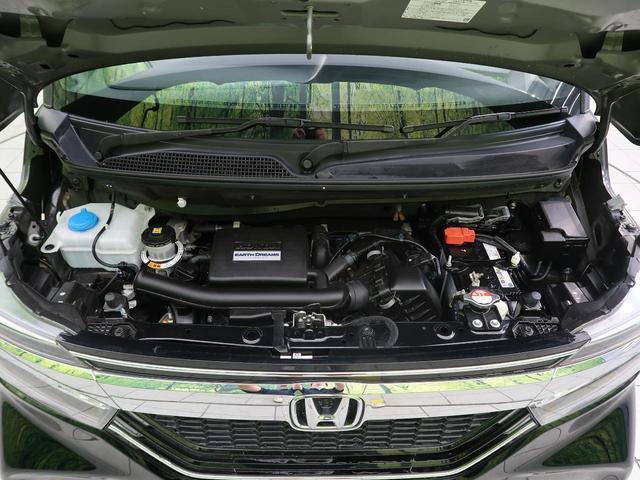 G・Lホンダセンシング 社外SDナビ 禁煙車 バックカメラ 衝突軽減装置 レーダークルーズ 電動スライド LEDヘッド&フォグ オートライト 純正14AW ETC スマートキー プッシュスタート オートエアコン(20枚目)